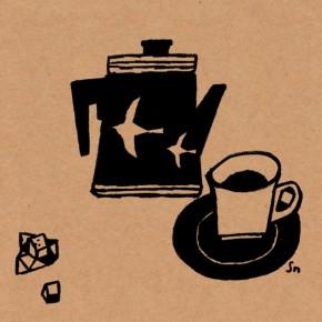 個人ではじめる、小さなカフェ