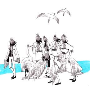 坂本奈緒個展「あのはなし」|について|7
