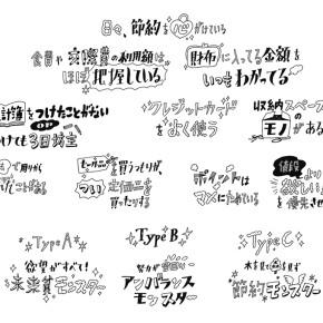 シティリビング|文字で感情を描く