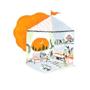 Maison de petit|小さな家