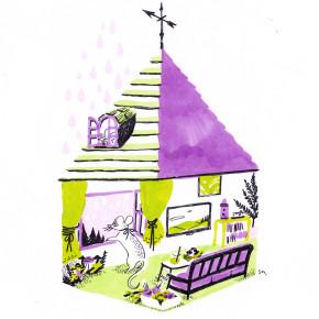 Maison de petit|小さな家|rat