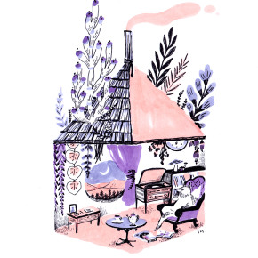 Maison de petit|小さな家|renard
