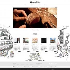 Arts &Crafts|web