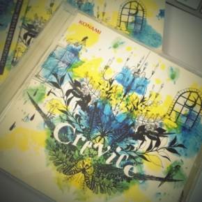 猫叉Master の3rd Album 「Crevice」|アートディレクションなどもろっと