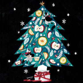 Sangria christmas