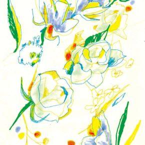 花 fleur