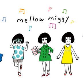 Mellow Miggy|キャラクターデザイン
