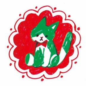 3つの色で描く 簡単、かわいいイラストレッスン|札幌イラスト講座