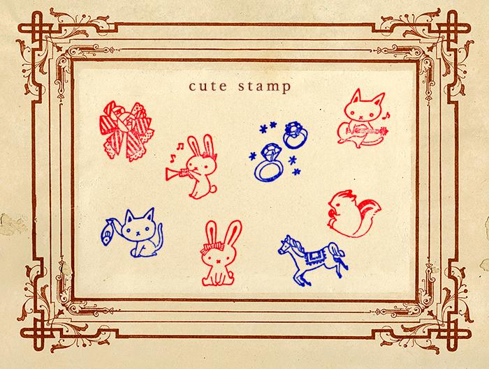 stamp_cute
