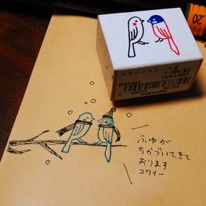 サカモト絵スタンプ|活用法